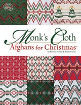 Monk's Cloth Afghans for Christmas | Trice Boerens |