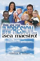 Deje Una Viva Impresion/Libro