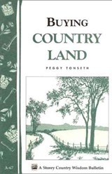 Buying Country Land | Peggy Tonseth |