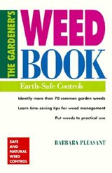 The Gardener's Weed Book | Barbara Pleasant |