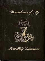 Remembrance of My First Holy Communion | Mary Theola |