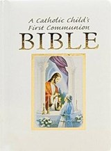 Catholic Child's Traditions First Communion Gift Bible | Victor Fr Hoagland |