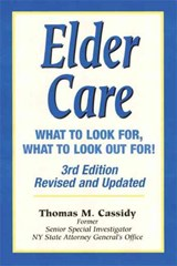 Elder Care | Thomas M. Cassidy |
