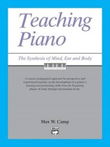 Teaching Piano | Max W. Camp |