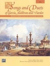 Songs and Duets of Garcia, Malibran and Viardot