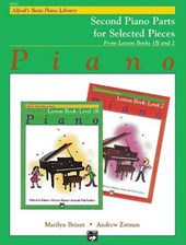 Alfred's Basic Second Piano Parts 1B