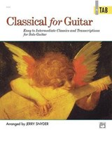 Classical for Guitar in Tab |  |