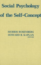 Social Psychology of the Self-Concept |  |