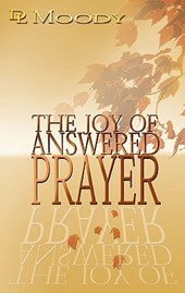 Joy of Answered Prayer