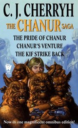 The Chanur Saga | C. J. Cherryh |