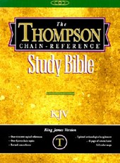 Thompson Chain-Reference Bible-KJV-Handy Size
