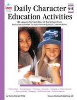 Daily Character Education Activities | Becky Daniel-White |