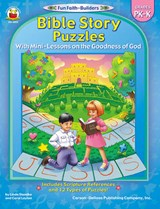 Bible Story Puzzles | Linda Standke |