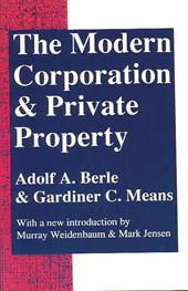 Modern Corporation and Private Property