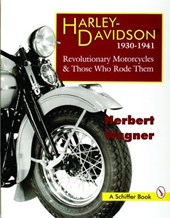Harley Davidson Motorcycles, 1930-1941