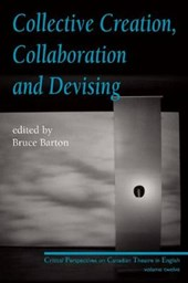 Collective Creation, Collaboration and Devising |  |