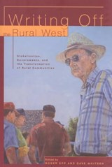 Writing Off the Rural West | Roger Epp |