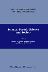 Science, Pseudo-Science and Society | HANEN,  Marsha |