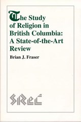 Study of Religion in British | Brian J. Fraser |