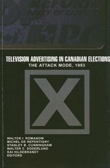 Television Advertising in Canadian Elections | auteur onbekend |