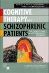 Cognitive Therapy with Schizophrenic Patients | auteur onbekend |