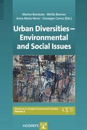 Urban Diversities - Environmental and Social Issues