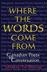 Where the Words Come from |  |