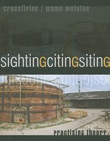 Sighting/Citing/Siting [With DVD] | auteur onbekend |