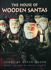 House of Wooden Santas