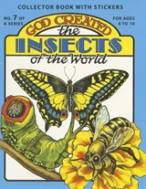 God Created the Insects of the World | Earl Snellenberger |