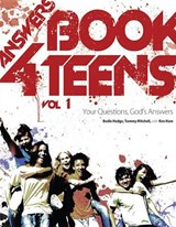 Answer Book for Teens | Hodge, Bodie ; Mitchell, Tommy ; Ham, Ken |