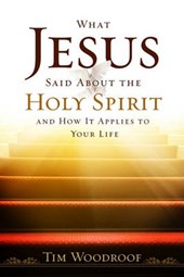 What Jesus Said about the Holy Spirit