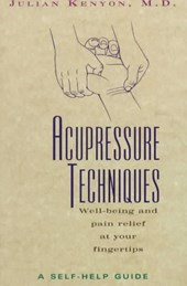 Acupressure Techniques | Julian Kenyon |