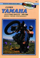 Yamaha XT & Tt500 Singles 1976-1981 | Mike Bishop |