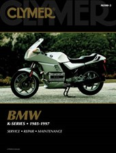 BMW K-Series 1985-1997