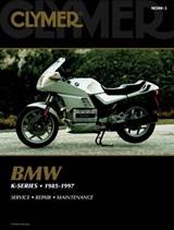 Bmw K-Series, 1985-1997 | Clymer Publications |