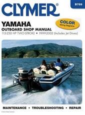 Yamaha Clymer 115-250hp 2- Stroke Outboard
