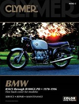 Bmw R50/5 Through R100Gs Pd | Ed Scott & Clymer Publications |
