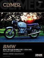Bmw R50/5 Through R100Gs Pd