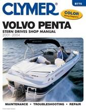 Volvo Penta Stern Drive Shop Manual 2001-2004