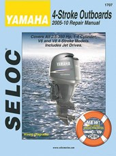 Yamaha 4-Stroke Outboards 2005-10 Repair Manual