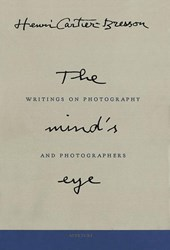 Mind's eye : writings on photography and photographers