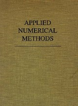 Applied Numerical Methods | Brice Carnahan |