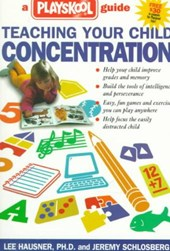 Teaching Your Child Concentration