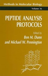 Peptide Analysis Protocols | Ben M. Dunn |