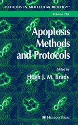 Apoptosis Methods and Protocols | Hugh J. M. Brady |