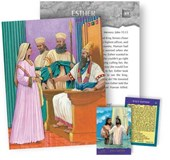 Biblestorycards NT Supercards (50 Cards)