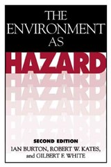 The Environment As Hazard | Ian Burton |