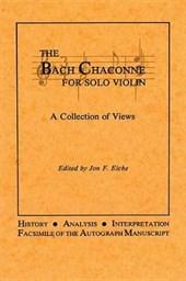 Bach Chaconnea for Solo Violin