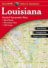 Louisiana Atlas & Gazetteer |  |